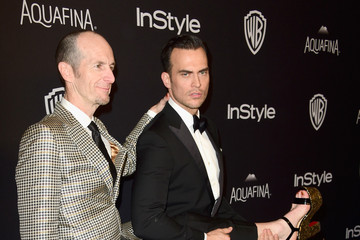 Cheyenne Jackson 2016 InStyle and Warner Bros. 73rd Annual Golden Globe Awards Post-Party - Arrivals