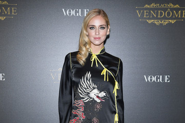 Chiara Ferragni Irving Penn Exhibition Private Viewing Hosted by Vogue - Paris Fashion Week Womenswear S/S 2018