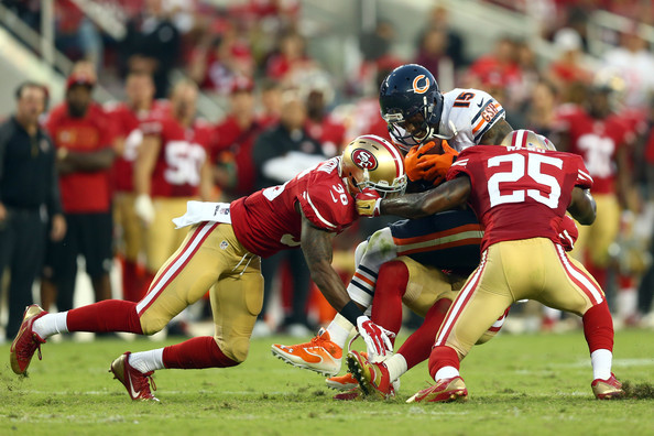 Jimmie Ward 49ers