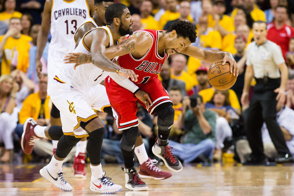 Bulls 99 Beat Cavaliers 92: Game 1 Box Score Report