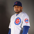 Carlos Silva Chicago Cubs Photo Day