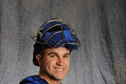 Miguel Montero #47 of the Chicago Cubs poses for a portrait during Photo Day on March 2, 2015 at Sloan Park in Mesa, Arizona.