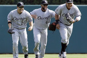 Emilio Bonifacio and Avisail Garcia Photos Photo