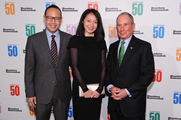 Chieh Huang 'The Bloomberg 50' Celebration In New York City - Inside