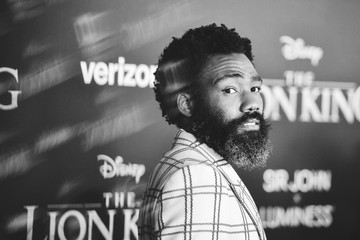 Childish Gambino Premiere Of Disney's 'The Lion King' - Arrivals
