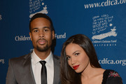 Event Co-Chairs Josiah Bell (L) and Jurnee Smollett attend 23rd Annual Beat The Odds Awards hosted by Children's Defense Fund-California on December 5, 2013 in Beverly Hills, California.