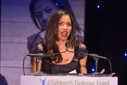 Event Co-Chair Jurnee Smollett speaks onstage at the 23rd Annual Beat The Odds Awards hosted by Children's Defense Fund-California on December 5, 2013 in Beverly Hills, California.