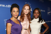 Kelly McCreary Aja Naomi King Photos Photo