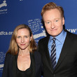 Conan O'Brien and Liza O'Brien Photos