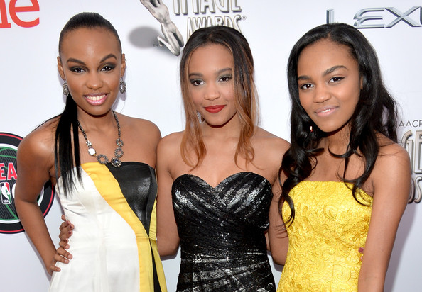 sierra mcclain dating Dating friends here are 14 of our favorite red carpet looks from the bet awards 9sierra mcclain in this sultry neutral on neutral look.