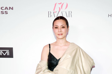 China Chow Harper's BAZAAR Celebrates 150 Most Fashionable Women at Sunset Tower