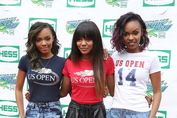 China McClain Arthur Ashe Kids' Day