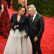 Alicia Keys and Jean Paul Gaultier Photos