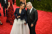 Alicia Keys and Jean Paul Gaultier Photos Photo