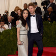 Christopher Bailey and Wei Tang Photos