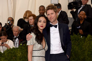 Christopher Bailey and Wei Tang Photos Photo