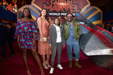 Chiney Ogwumike Los Angeles World Premiere Of Marvel Studios' 'Captain Marvel'