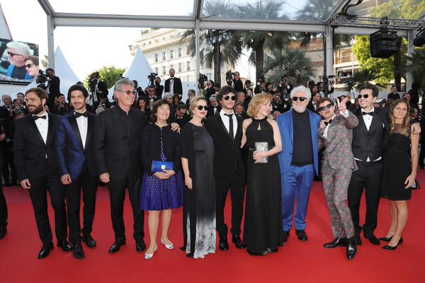 'Ash Is The Purest White (Jiang Hu Er Nv)' Red Carpet Arrivals - The 71st Annual Cannes Film Festival