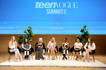 Chirlane McCray Teen Vogue Summit 2018: #TurnUp - Day 1