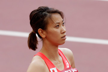 Chisato Fukushima 15th IAAF World Athletics Championships Beijing 2015 - Day Two