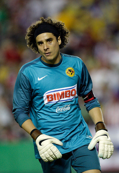 Chivas de guadalajara v club am rica zimbio - Guillermo ochoa wallpaper ...