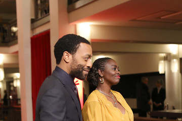 Chiwetel Ejiofor Aissa Maiga 'The Boy Who Harnessed The Wind' Premiere - 69th Berlinale International Film Festival