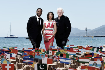 Chiwetel Ejiofor Chiwetel Ejiofor, Freida Pinto & Richard Curtis Launch the First Ever Global Cinema Ad Campaign at Cannes Lions