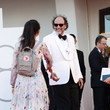 """Chloé Zhao """"Madres Paralelas"""" Red Carpet And Opening Ceremony - The 78th Venice International Film Festival"""
