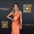 Chloe Bennet HFPA And THR Golden Globe Ambassador Party - Press Conference And Arrivals