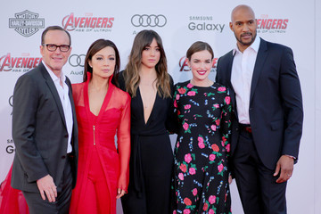 Chloe Bennet Premiere Of Marvel's 'Avengers: Age Of Ultron' - Arrivals