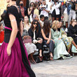 Chloe Fineman Tory Burch Spring/Summer 2022 Collection & Mercer Street Block Party - Front Row