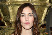 (EDITORIAL USE ONLY) Alexa Chung attends the Chloe show as part of the Paris Fashion Week Womenswear Fall/Winter 2020/2021 on February 27, 2020 in Paris, France.