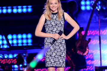 Chloe Grace Moretz MTVu Fandom Awards at Comic-Con