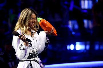 Chloe Kim Nickelodeon Kids' Choice Sports 2019