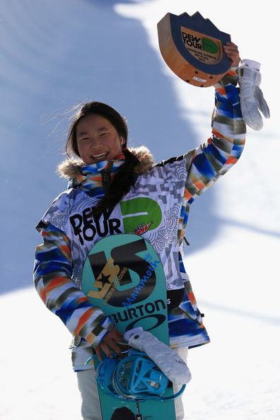 chloe kim - photo #46