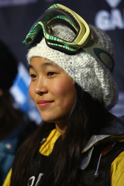 chloe kim - photo #3
