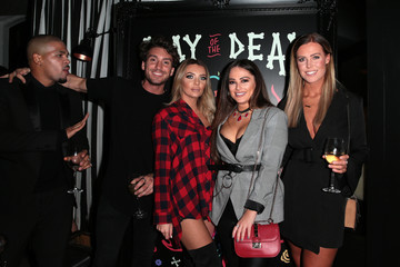 Chloe Meadows 'Day Of The Dead' Party London