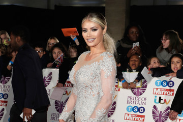 Chloe Sims The Pride of Britain Awards 2017 - Arrivals
