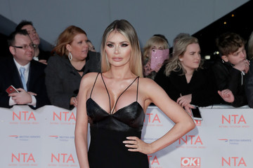 Chloe Sims National Television Awards - Red Carpet Arrivals