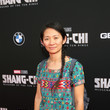 Chloe Zhao Shang-Chi And The Legend Of The Ten Rings World Premiere