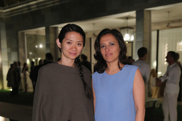 Chloe Zhao IFP, Calvin Klein Collection & euphoria Calvin Klein Celebrate Women in Film at the 68th Cannes Film Festival