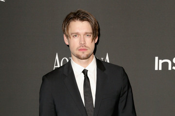 Chord Overstreet InStyle And Warner Bros. Golden Globes Party — Part 2