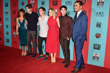Chord Overstreet 'American Horror Story: Freak Show' Screening