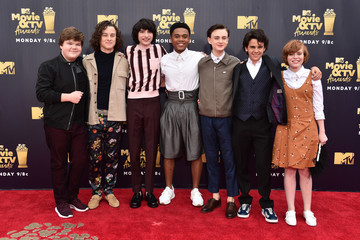 Chosen Jacobs 2018 MTV Movie And TV Awards - Arrivals