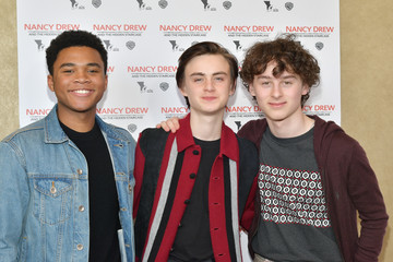 Chosen Jacobs World Premiere Of 'Nancy Drew And The Hidden Staircase' - Arrivals