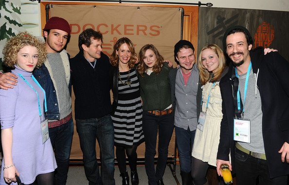"""Cocktails For """"Martha Marcy May Marlen"""" At The Levis ® Showroom In Park City - 2011 Park City"""