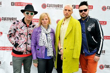 """Chris Allen Tyler Glenn Chipotle Holds Cultivate """"Food, Music And Ideas"""" Festival In San Francisco"""