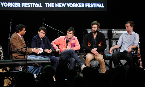 The New Yorker Festival 2012 - Music - Vampire Weekend And Atul Gawande