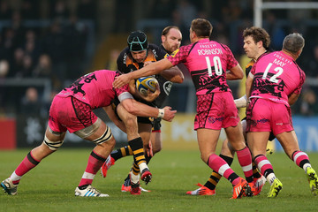 Chris Bell Wasps v London Welsh - Aviva Premiership