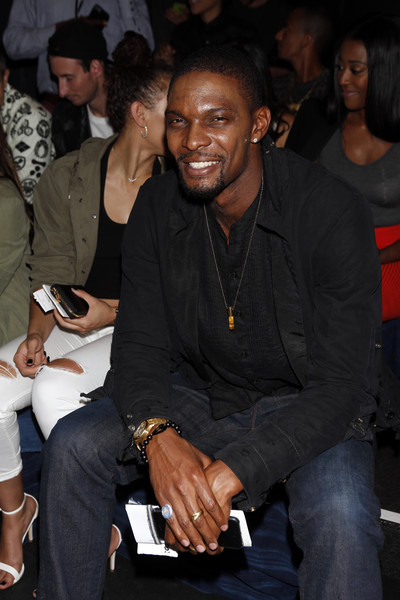 Greg Lauren - Front Row - Spring 2016 New York Fashion Week: The Shows
